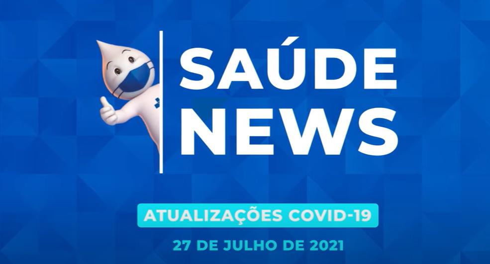 Saúde News | Atualizações Covid-19