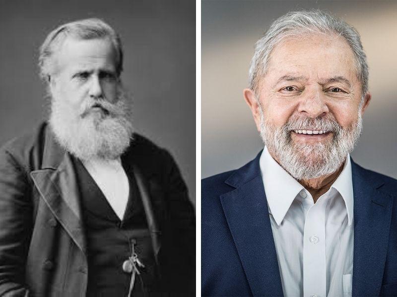 Médium brasileiro afirma que Lula é Dom Pedro II reencarnado