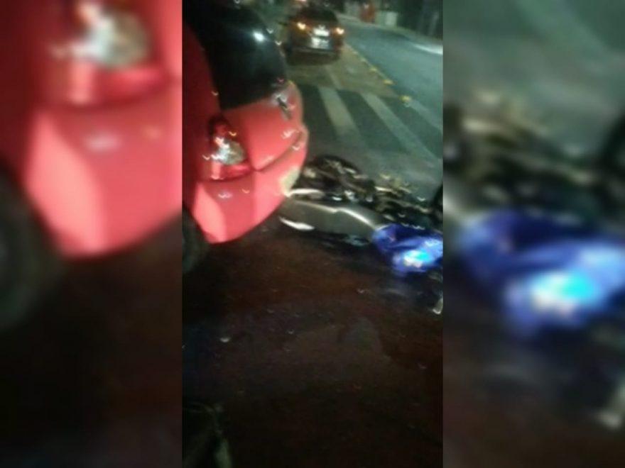 Motociclistas ficam em estado gravíssimo após atropelamento no Jardim Carvalho