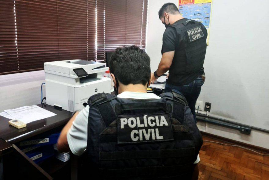 Policia Civil conclui investigação de esquema de sonegação bilionário e indicia 58 pessoas no Paraná