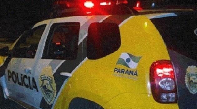 Mulher morre após acidente entre carro e motocicleta em Castro