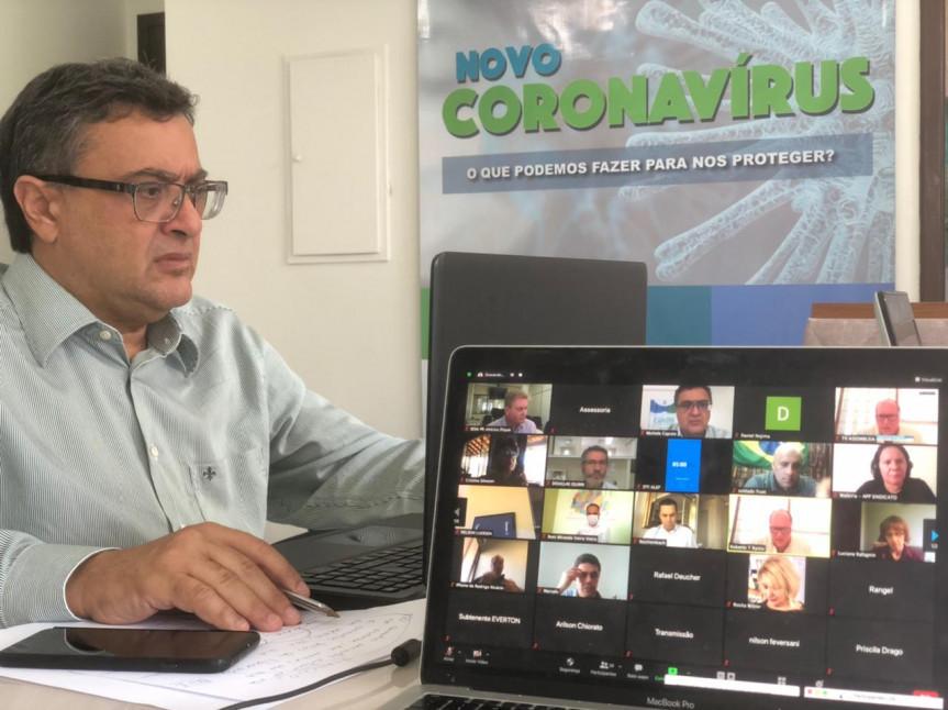 Cobranças do Poder Legislativo foram fundamentais para o andamento da vacinação no Paraná