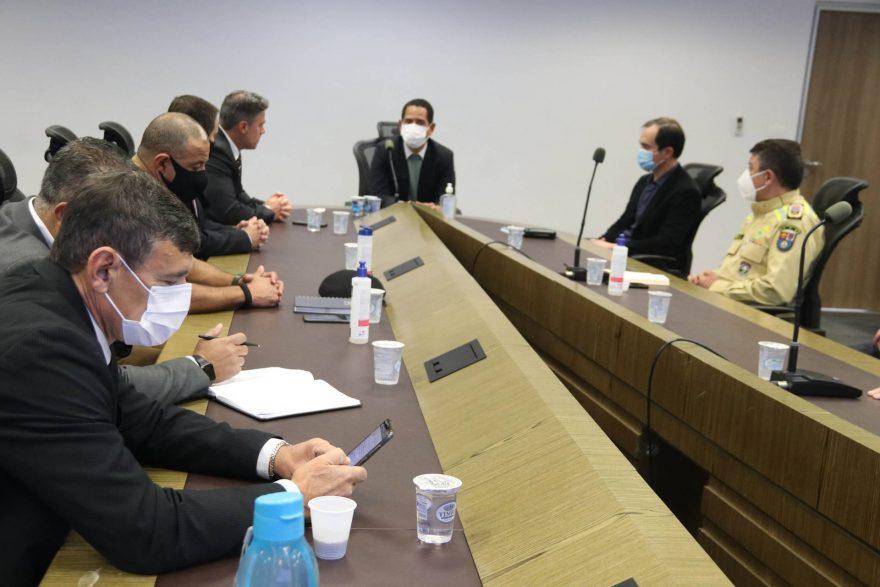 Paraná discute intensificação de ações integradas com o Ministério da Justiça