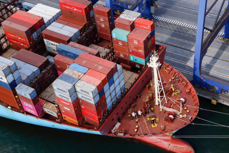 Portos do Paraná registram alta de 13% na movimentação geral de cargas em julho