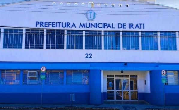 Tribunal de Contas multa ex e atual prefeito de Irati por não concluir obras paradas