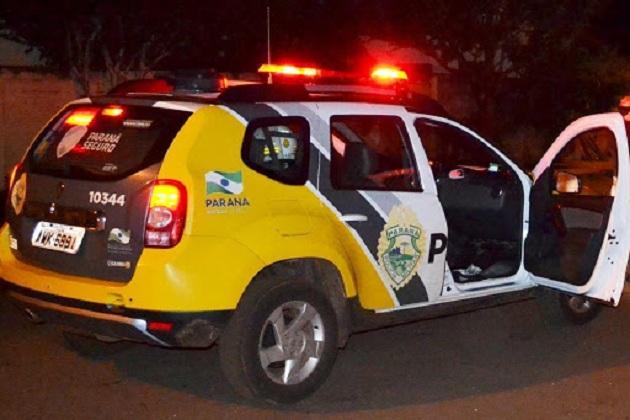 Bandidos invadem propriedade rural, agridem morador e roubam veículo em distrito de PG