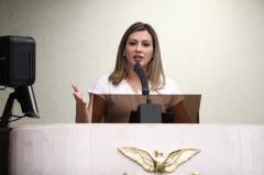 Deputada Mabel Canto questiona atendimento às crianças vítimas de violência sexual em PG